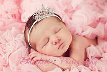 Newborn and sibling sessions