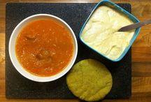 guacamole &hummus