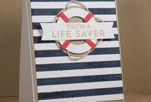 Cards: Nautical