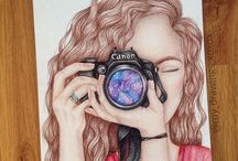 drawing / wow echt mooi. shout out naar de mensen die dit hebben gemaakt✏