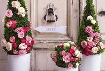romantika dekor