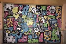Art en calles de valencia