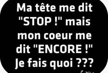 Citations /Proverbe