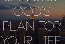 God's Purpose for me