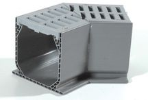 NDS Mini Channel Drains / NDS Mini Channel Drains for Pool & Patio Applications