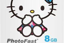 PhotoFast i-FlashDrive HD Hello Kitty / PhotoFast i-FlashDrive HD Hello Kitty