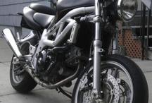 Motorcycle (SV650)