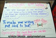 Writer's Workshop  / by Joey Elizabeth