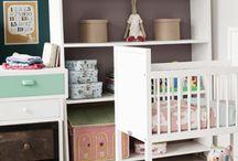 Babykamer ★ Nursery / Inspiratie voor mooie, stijlvolle, hippe, romantische en stoere babykamers * Inspiration for beautiful, stylish, trendy and vintage nurseries