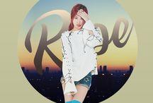 Rose BLACKPINK