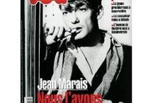 Jean Marais / L'un de ces magazines vous intéresse ? Pour en savoir plus, cliquez dessus. Deux fois.