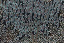 histórias das árvores | mata atlantica / A coleção de lenços da FORESTSOUL foi inspirada em 7 árvores da Mata Atlântica. Aqui contamos a história de cada uma delas – quando você compra um lenço enviamos um pequeno artbook com estas a histórias.