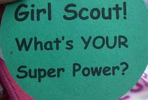 GIRL SCOUTS / by Mary Langman