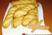 μπισκοτα-κουλουρακια γλυκα κ αρμυρα