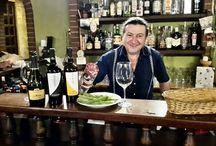 Vini da assaggiare / Vini buoni che vale la pena di assaggiare.