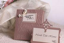 Fairy Rose / Wedding Invitation   OBJEDNÁVKY ♥ RENDELHETŐ ♥ TO ORDER: www.velsicz.sk