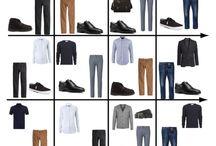 Man Capsule Wardrobe