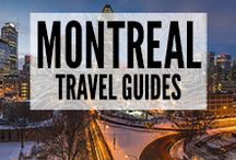 Travel Montreal / Travel guides and inspiration for travelling Montreal