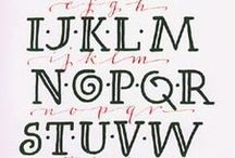 Fonts/calligraphy