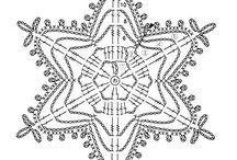 Háček - hvězdičky, zvonečky, baňky