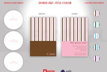 Tarjetas Doble Faz - Full Color
