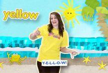 Color Word Videos / by Jena Sue