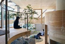 the use of wood in interior design