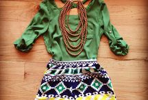 SummerOutfits / by Brown Brown