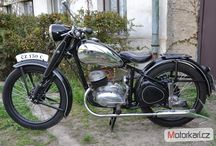 Motorka CZ150C