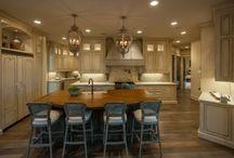 Featured Home: The Cliffs at Mountain Park Model Home / Featured Designer: Diane Laskoski, Villa Verona Design   The Blind Side ; Builder: Fairview Builders LLC; Architectural Plan by Garrell Asssociates Inc.