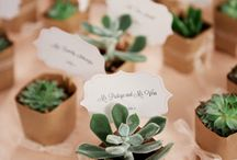 wedding / baptism decor