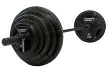 Weight Lifting / Weight training exercises are a type of strength training exercises in which you use the force of gravity to build muscle strength, often through the use of fitness equipment such as dumbbells, barbell bars or gym equipment.