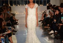 EVENTS - NYBFW RUNWAY 2016 ♡ / Anna Campbell's 2017 Collection, Ceremony | New York Bridal Week | One Fine Day Runway