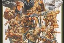 1/48 military figures