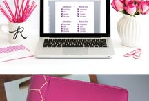 post-it note planner!