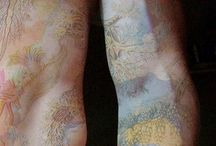 Tattoos / Femine and artistic inspiration..