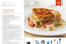 recettes Tuppeware