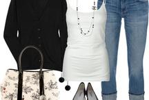 Fashion ideas / by Donna Hawn