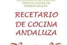 Recetario de cocina Andaluza