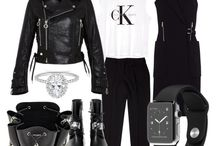 My Polyvore Finds / Black & White