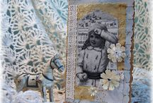 CRAFT / decoupage, scrapbooking, assemblage,