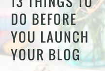All About Blogging