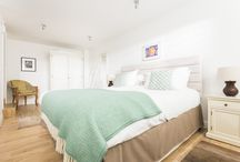 Zennor, The Sail Lofts... / One of our most spacious two bedroom apartments with an oversized super king ensuite and a further super king bedroom. Upstairs is a wonderful split-level, sunny living-kitchen-diner with a Juliet balcony.