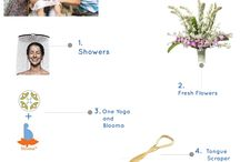 Saving Graces. / The items that make these mothers' lives sane. From www.bloomablog.com.