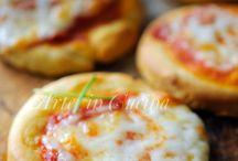 pizzette al formaggio