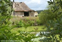 What inspires you to write? / Inspirational photos to get those creative writing thoughts going...