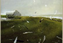 Andrew Newell Wyeth / Landscapes