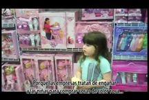 Vídeos Educación non sexista / Anuncios e vídeos para unha educación non sexista