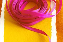 Color - Pink & Yellow