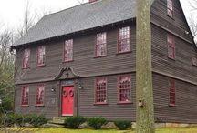 USA Old Houses I love